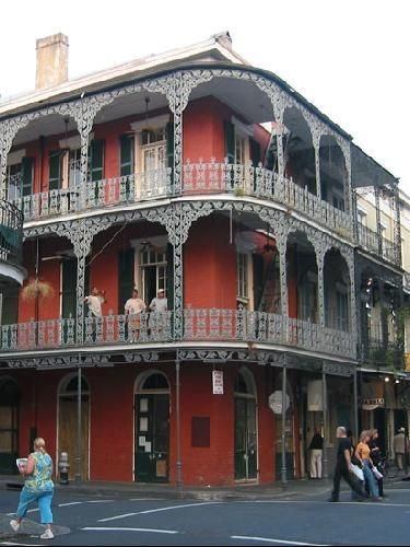 French Quarter, New Orleans, LA. One of the best family vacations we've ever taken so far :)