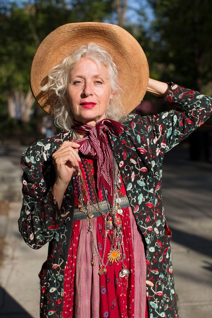 Fashion For Me: 1000+ Images About FASHION OVER 50 STREET STYLE On
