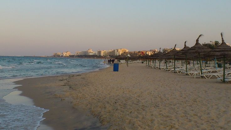 Beach, Tunesien, Sousse