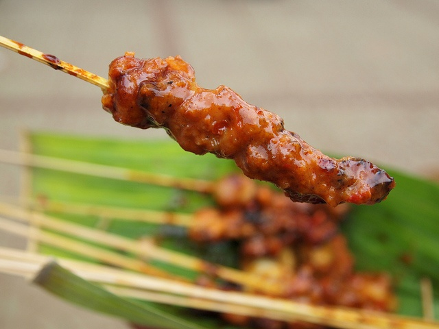 Another chicken satay from Bandung - West Java