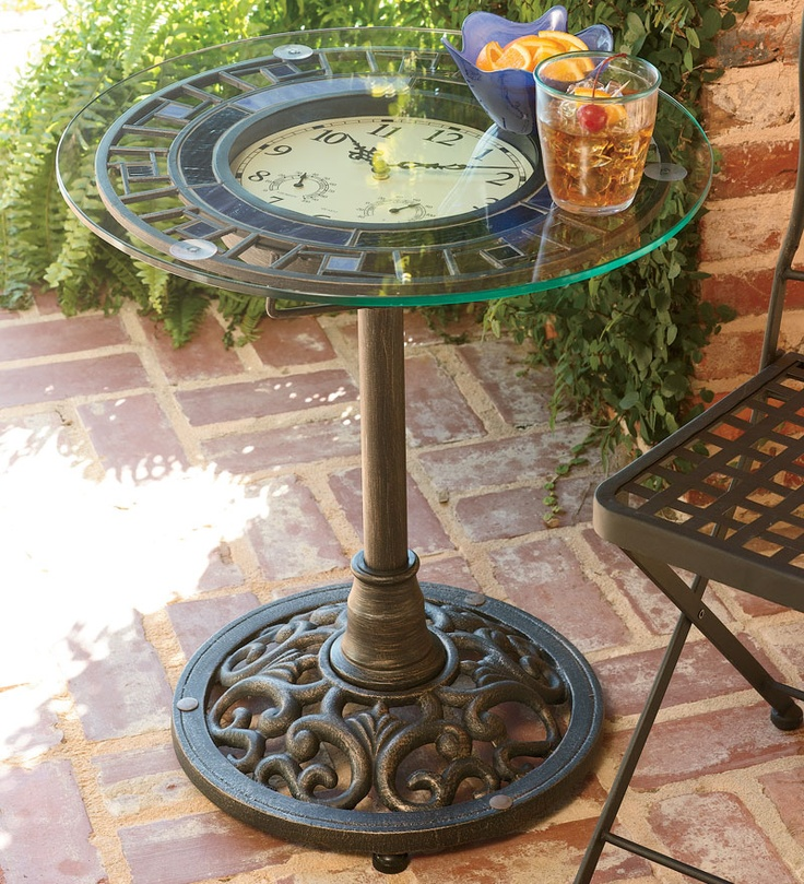 Great little table for the garden