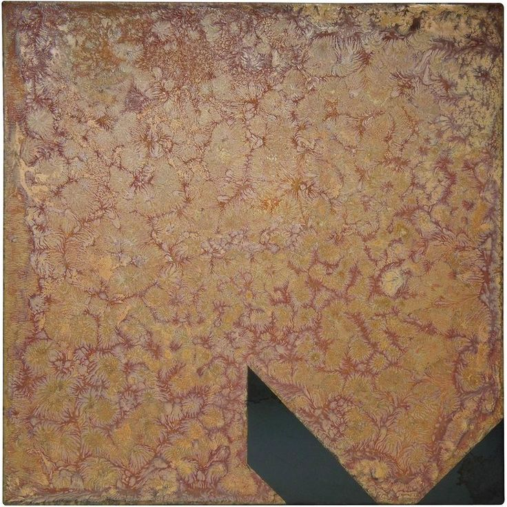 Rust Painting 31 by Amer. amer-art.com #artonsteel #artonmetal #oxidationart #rustart #patinaart #rustpainting #amerrust