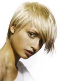 short hair side fringe - Google Search