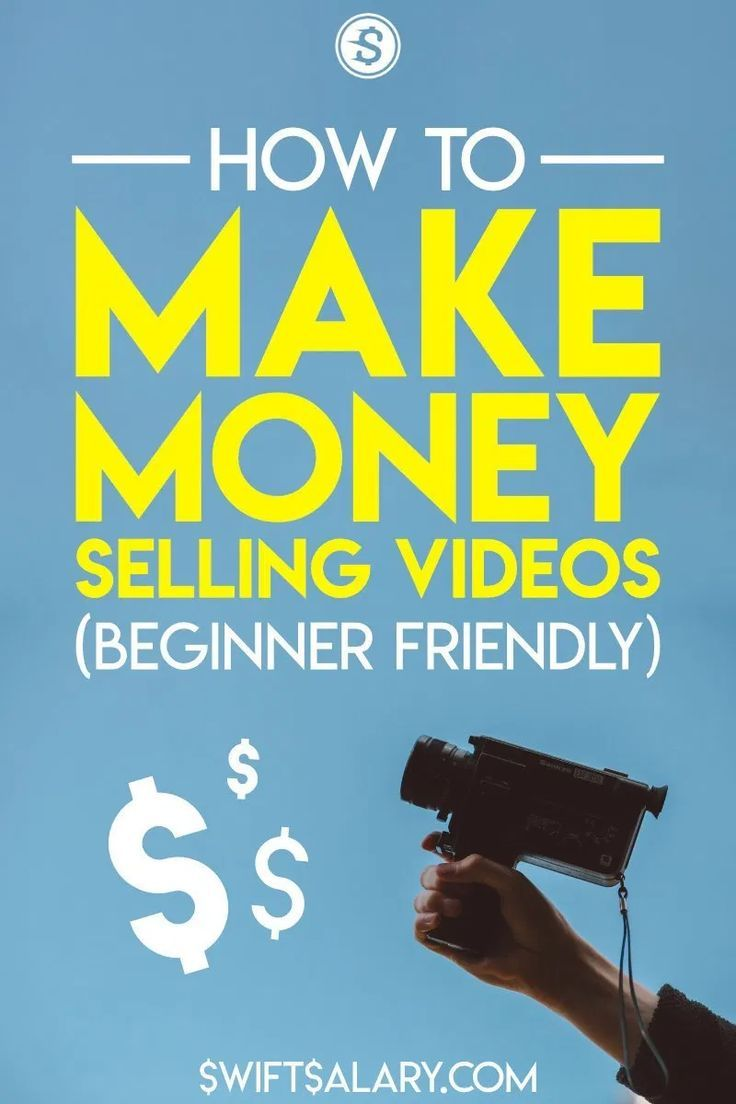 How To Sell Videos Online For Cash Beginner Friendly -7656