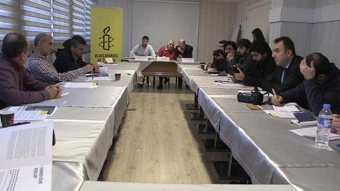 Uluslararası Af Örgütü'nden Sur çağrısı: Evlerine dönsünler