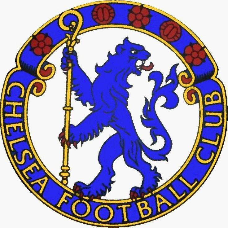 Chelsea Football Club | Country: England, United Kingdom. País: Inglaterra, Reino Unido. | Founded/Fundado: 1905/03/10 | Badge/Escudo: 1953 - 1986.