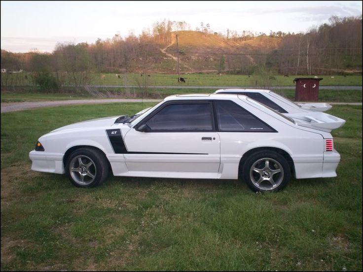87-93 Mustang Wheels