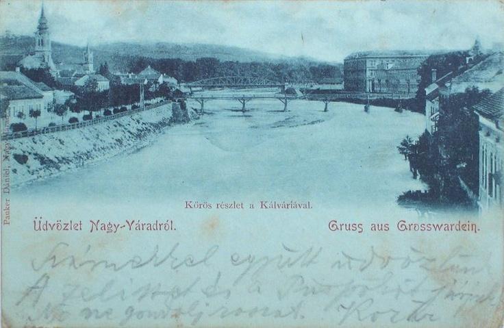 Oradea la 1900