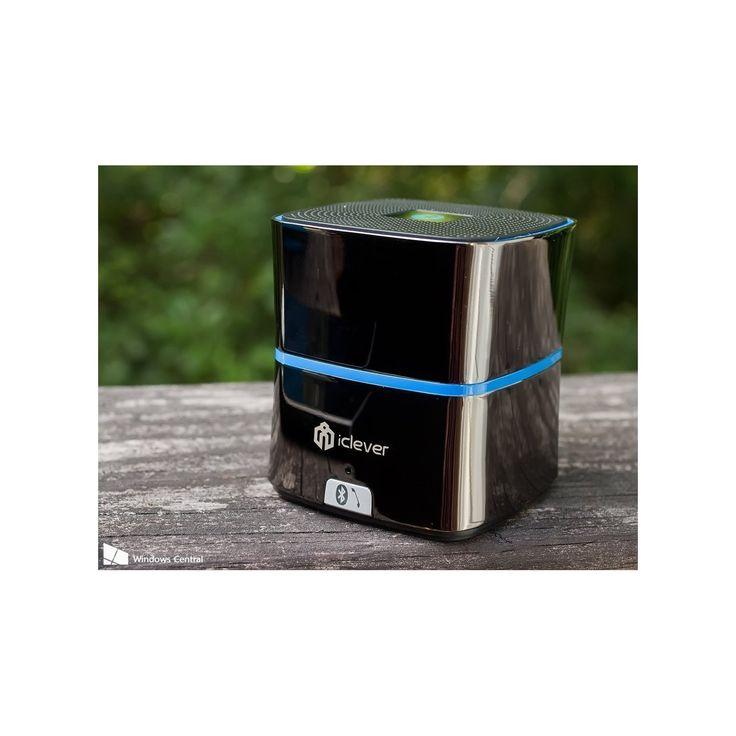 iClever® IC-BTS02 - Mini altavoz portátil Enhanced BASS de alta definición, bluetooth 4.0, compatible para móviles y tabletas: Amazon.es: Electrónica