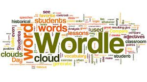 Wordle is an online word cloud creator that helps you visualise any text. Copy and paste text to create a cloud or enter a url and generate your wordle from an online source.