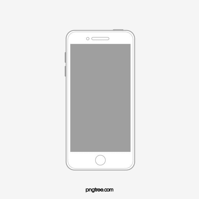 Vector Iphone Mobile Phone Frame Material Iphone Mobile Phone Iphone Mobile Phone Photography Iphone