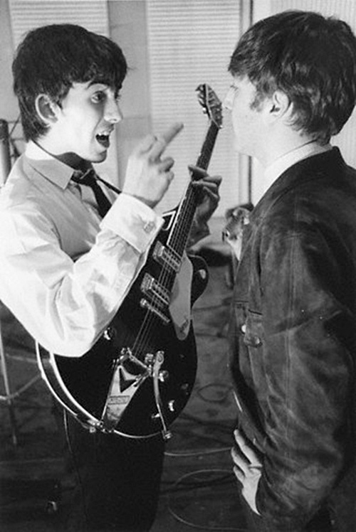 ♥♥♥♥George H. Harrison♥♥♥♥  ♥♥John W. O. Lennon♥♥