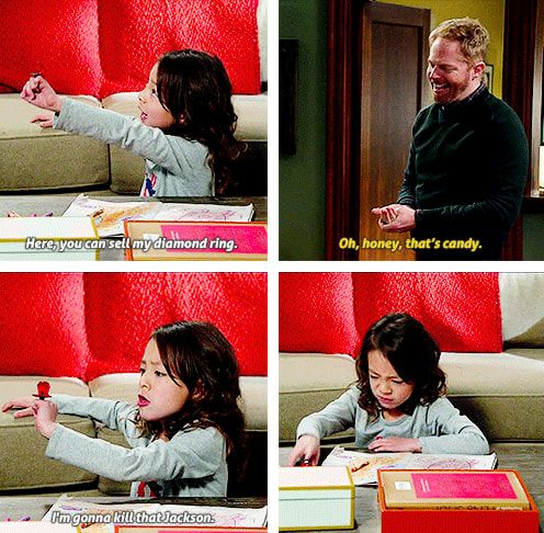 """19 Reasons Lily From """"Modern Family"""" Would Be The Best Friend Ever"""
