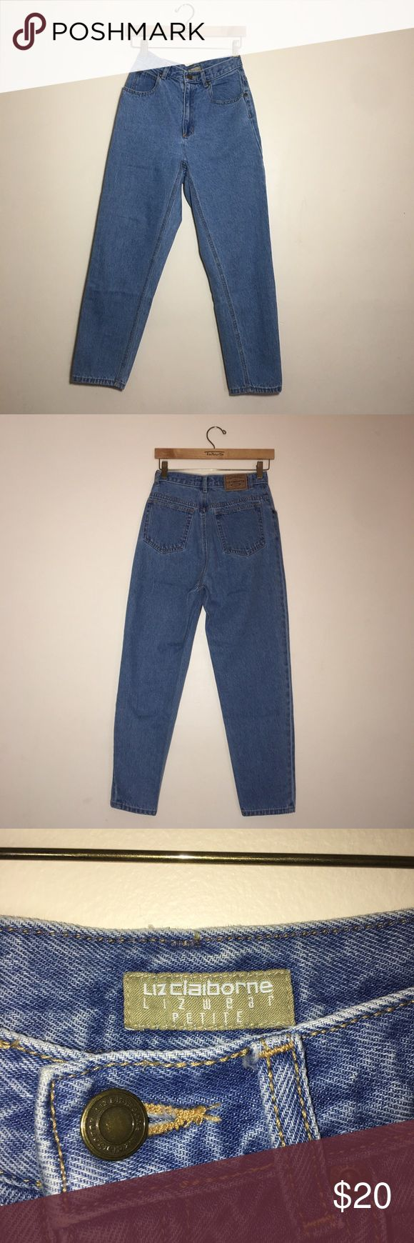 High waisted jeans size 6 High waisted jeans  Size 6  Great condition ! Like new  Ask any questions! Liz Claiborne Jeans