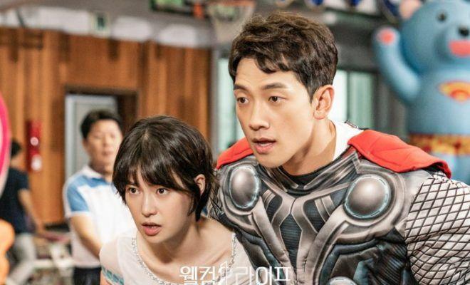 5 Ost Kdrama Welcome 2 Life Aksi Rain Jadi Pengacara Dan Jaksa Korean Drama Drama Pengacara