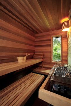 Sauna Design Ideas, Pictures, Remodel, and Decor - page 30