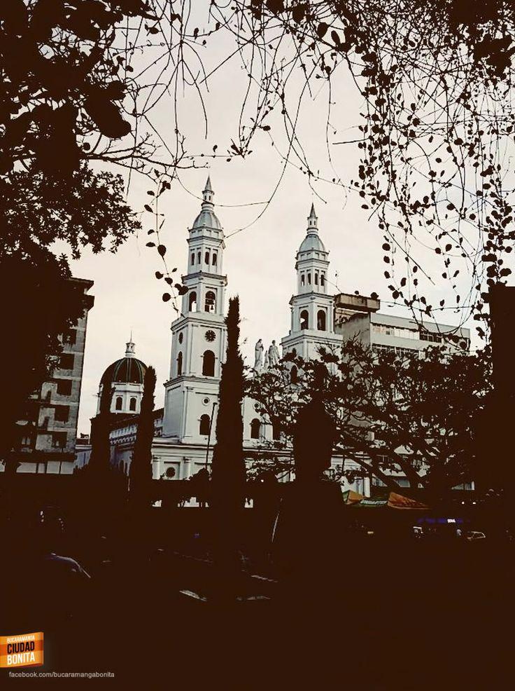 La Catedral de la Sagrada Familia en Bucaramanga un icono por tradición de nuestra ciudad. Gracias @_Sebastian_Pico por la foto #bucaramangabonita
