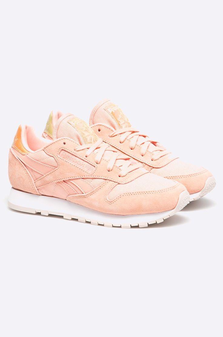 Rose Quartz - Pantofi Sport Transform Desert - Reebok