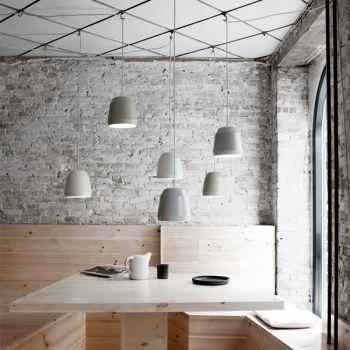 Lampada Mingus Very Grey - Lampade a sospensione - Illuminazione - Finnish Design Shop