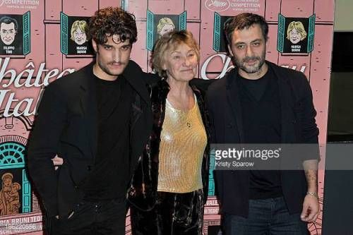 12-28 LES HALLES, FRANCE - OCTOBER 29: (L-R) Louis Garrel,... #garrel: 12-28 LES HALLES, FRANCE - OCTOBER 29: (L-R) Louis Garrel,… #garrel
