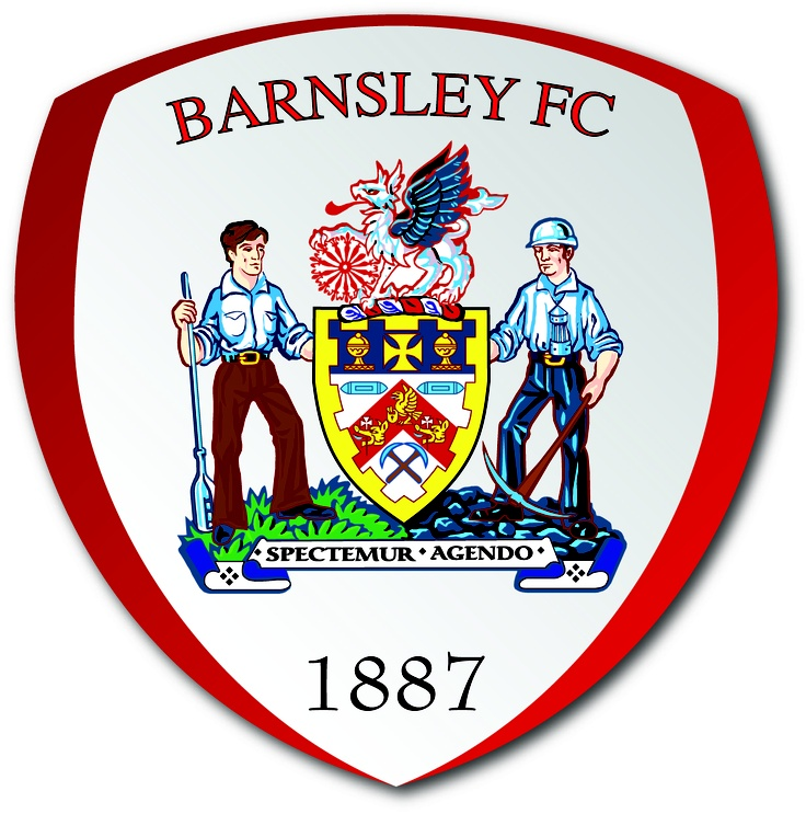 Barnsley F.C. (The Tykes, The Reds)