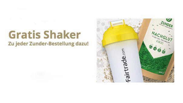 Heute im Angebot bei unserem Werbepartner: GRATIS Shaker zu jeder Zunder-Bestellung -> https://www.myfairtrade.com/de-de/zunder/ #gesundheit