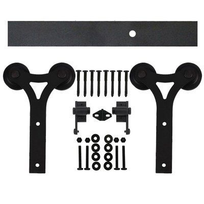 Bypass barn door hardware standard modern barn door hardware - 17 Best Ideas About Sliding Barn Door Hardware On