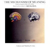 Arakawa & Gins : The Mechanism of Meaning: Worth Reading, Books Worth