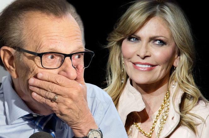 Larry King 'embarrassed and furious' over wife