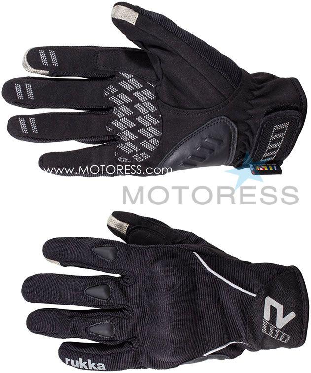 New Rukka Airi Summer Motorcycle Glove For Women on MOTORESS
