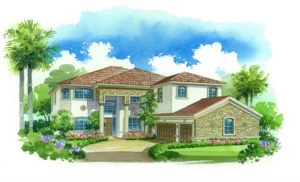 1000+ Images About Lennar SWFL Elevation Renderings On