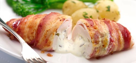 Philadelphia Philly Basil Stuffed Chicken.....for when my oven actually works!!