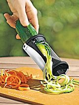 Spiral Slicer - Julienne Vegetables in a Snap with the Kitchen Peeler | Solutions