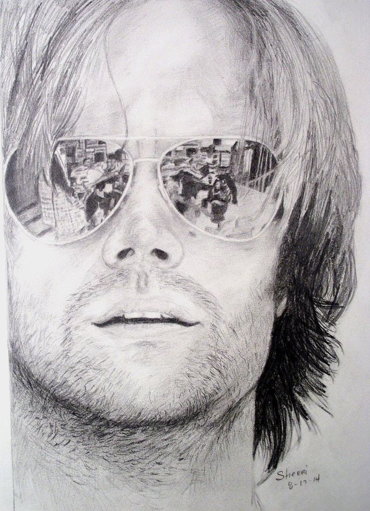 Jared in Sunglasses by hsr62 on DeviantArt
