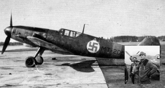 Mato Dukovac (23 September 1918 – September 1990) was a Croatian World War II fighter ace. With 44 confirmed and one unconfirmed victory he is Croatian fighter ace with the most victories. During his career he flew for Kingdom of Yugoslavia, Independent State of Croatia, Nazi Germany, Soviet Union, SFR Yugoslavia and Syria. In late 1948 he emigrated to Toronto in Canada and settled there, raising a family. He commenced a business career with IBM.
