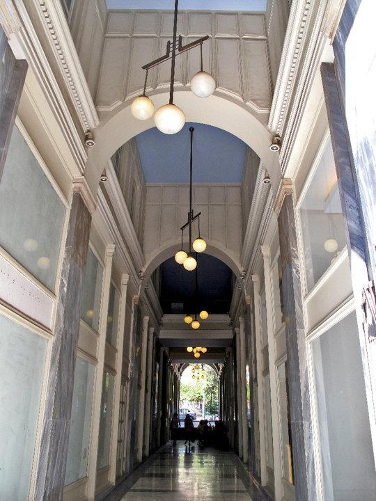Stoa at Ermou Street