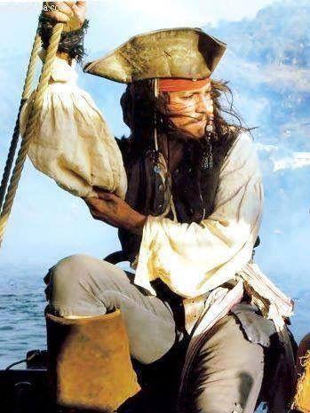 Captain Black Jack Murphy 61