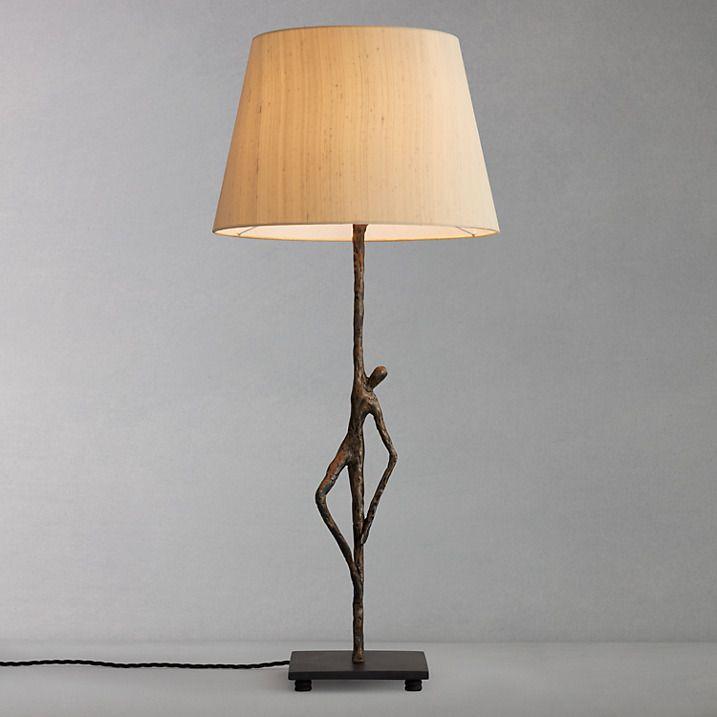 Buy David Hunt Ottoman Antique Brass Table Lamp Online at johnlewis.com