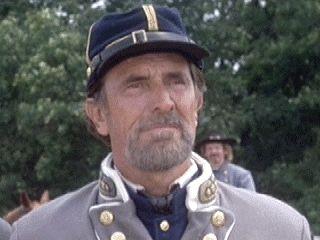 George Lazenby Brig Gen J Johnston Pettigrew