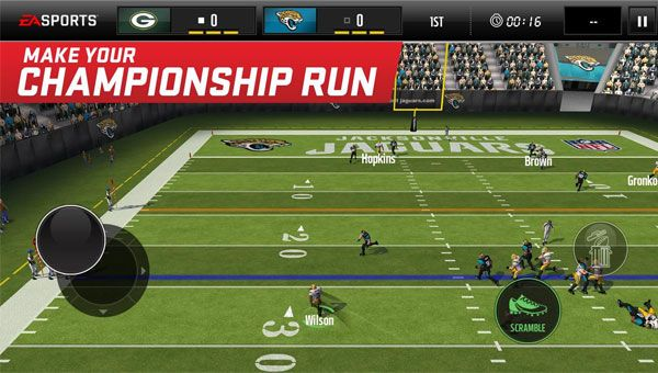 Download Game Madden NFL Mobile APK for Android From Gretongan in Sport Category
