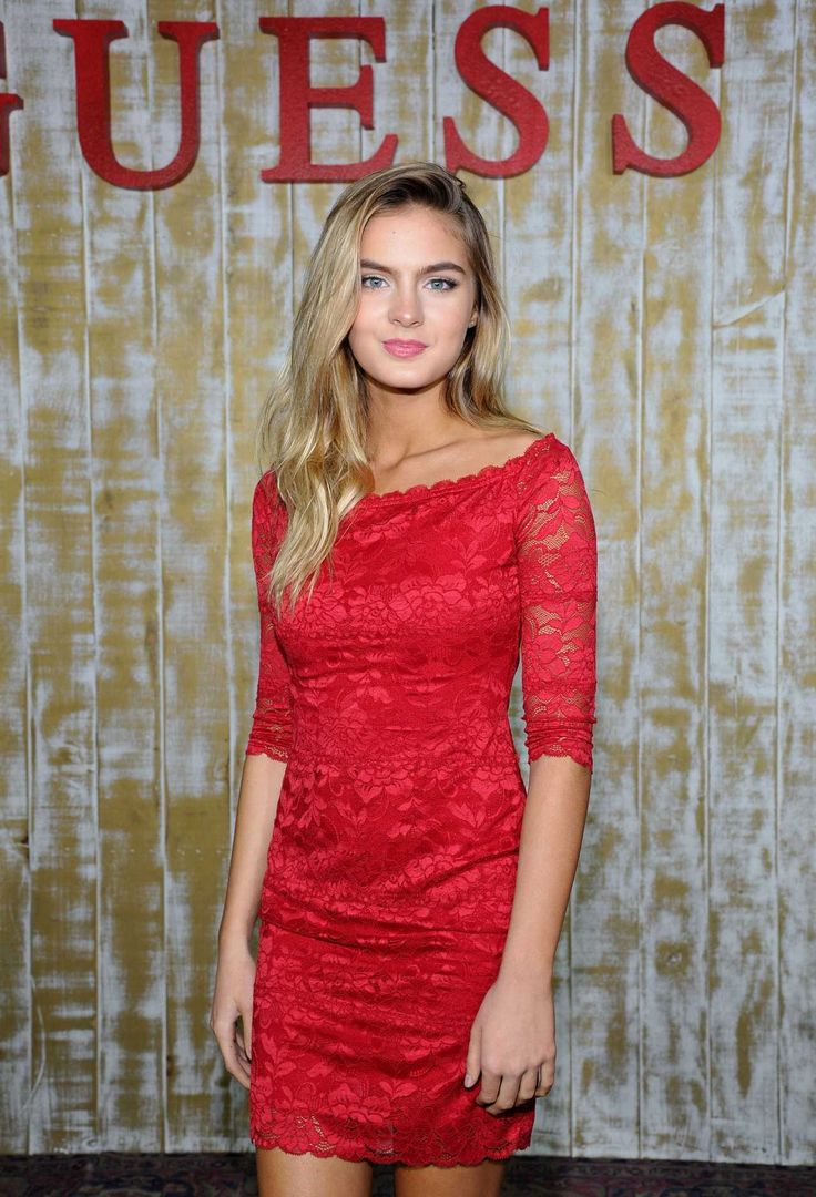 Brighton Sharbino - GUESS Glitz and Glam Holiday Event in Los Angeles on Dec 13
