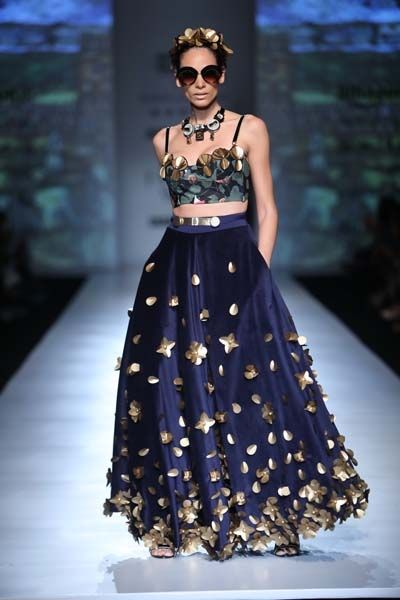 Shivan and Narresh - Amazon India Fashion Week - Autumn Winter 17 - 20