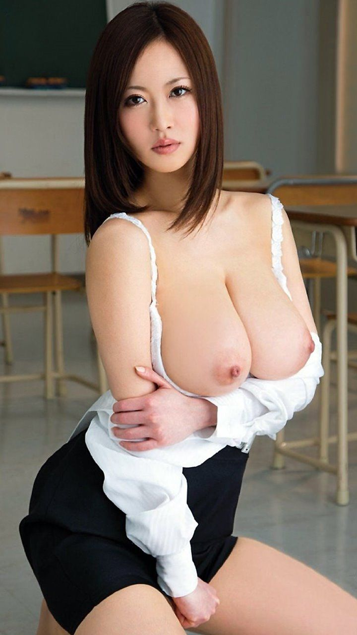 teacher big tits japanese
