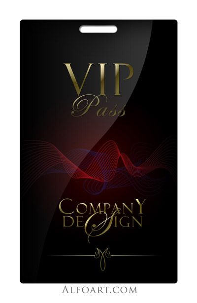 14 best Card Design images on Pinterest Vip card, Card patterns - free vip pass template