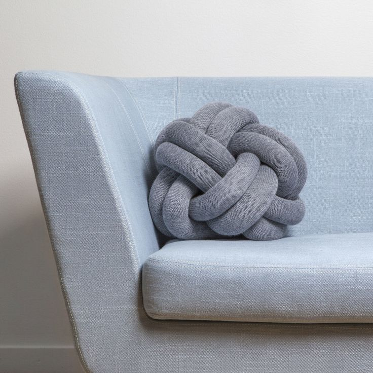 Design House Stockholm - Knot Kissen