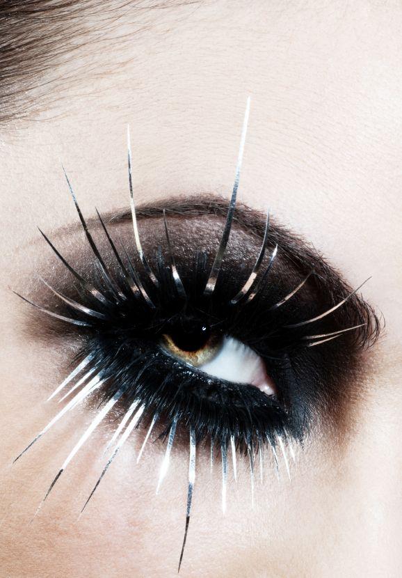 tinsel eyelashes