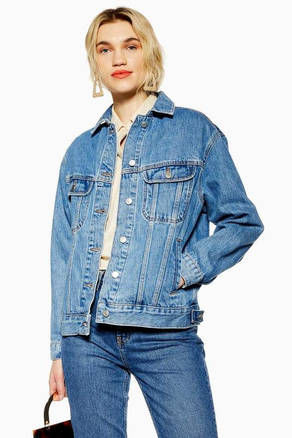 3f50328e Oversized Denim Jacket - Shop All Denim - Jeans in 2019 | Products ...