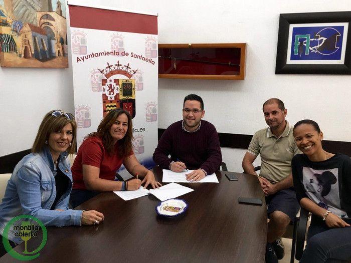 El Ayuntamiento de Santaella cede un inmueble municipal para un refugio de animales - Montilla Abierta