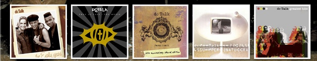 """dcTalk official website  ---   I love DC Talk, they have some really great music.  My favorites are #1 a cover of """"Jesus Freak"""" that is so great, makes you want to dance.  """"Colored People"""" is another great one.  One of the best Christian groups out there."""
