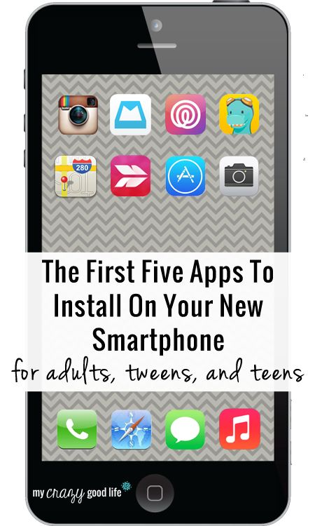 As someone who has had a smartphone for several years and often writes about apps, tip, tricks, and accessories, I'm happy to share the first five apps I think you should install on your new smartphone.